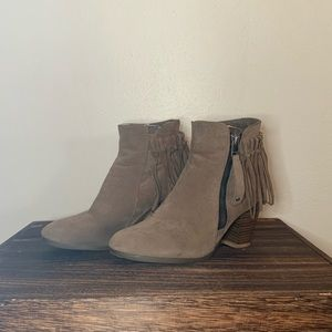 Breckelle's Fringe Boots